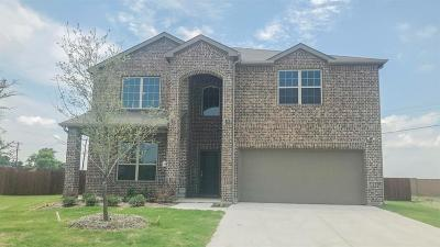 Van Alstyne Single Family Home For Sale: 521 Borrow Way