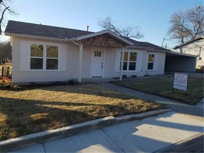 Wise County Single Family Home For Sale: 704 S State Street