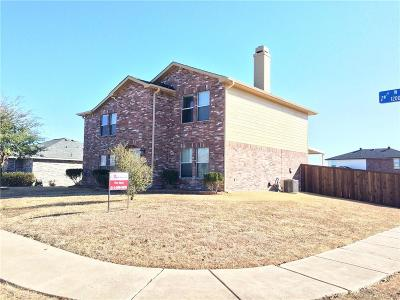 Wylie Single Family Home For Sale: 1517 Lonesome Dove Trail