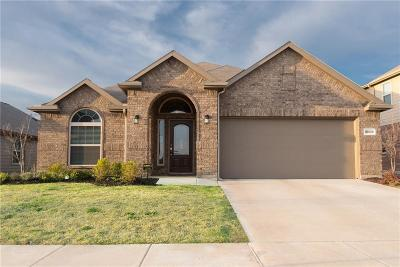 Prosper Single Family Home Active Contingent: 16509 Amistad Avenue