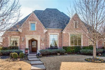 McKinney Single Family Home For Sale: 6505 Knollwood Drive