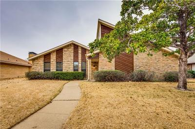 Garland Single Family Home For Sale: 405 Pebblecreek Drive