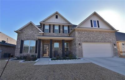 Single Family Home For Sale: 1113 Mesa Crest Drive