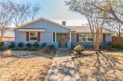 Dallas Single Family Home For Sale: 10606 Le Mans Drive