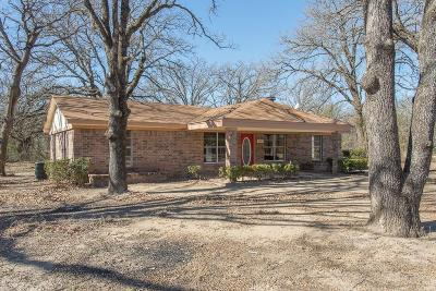 Cedar Creek Lake, Athens, Kemp Single Family Home Active Option Contract: 1650 County Road 2105