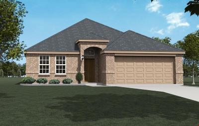 Fate Single Family Home For Sale: 908 McGehee