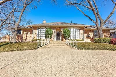 Rowlett Single Family Home For Sale: 3205 Woodbridge Lane