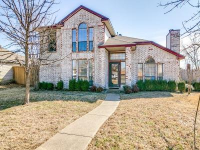Rowlett Single Family Home Active Contingent: 7622 Beverly Drive