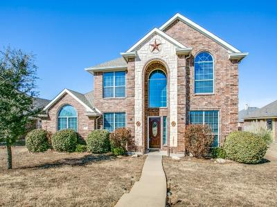 Wylie Single Family Home For Sale: 419 Carver Drive