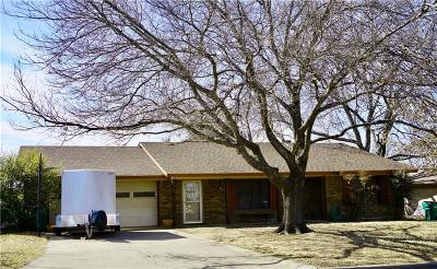 Stephenville Single Family Home For Sale: 204 Prairie Wind Boulevard
