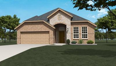Fate Single Family Home For Sale: 917 McGehee