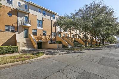 Dallas Condo For Sale: 3922 Gilbert Avenue #101