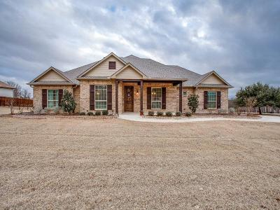 Rockwall Single Family Home For Sale: 6 Crestview Circle