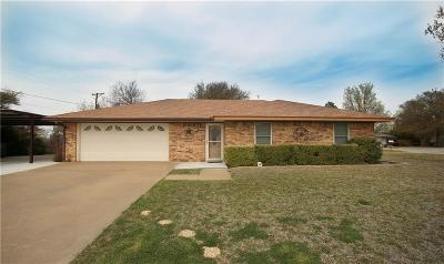 Graham Single Family Home For Sale: 1203 Pine Tree Road