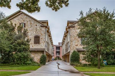 Highland Park, University Park Condo For Sale: 4524 Emerson #7