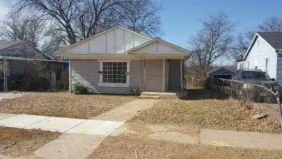 Fort Worth Single Family Home For Sale: 1608 Andrew Avenue