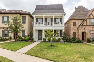 Flower Mound Single Family Home Active Option Contract: 729 Northwood Drive
