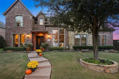 Frisco Single Family Home For Sale: 7795 Rawlins Lane