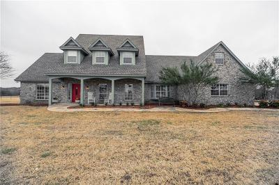 Fort Worth Single Family Home For Sale: 136 Bear Path Trail