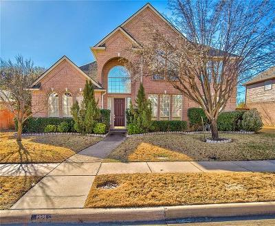 Carrollton Single Family Home For Sale: 1321 Breamar Drive