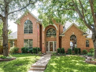 Carriage Hill #1, Carriage Hill #3 Single Family Home For Sale: 5113 Coachman Court