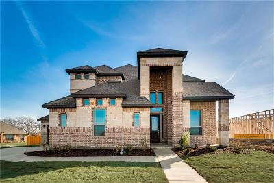 Midlothian Single Family Home For Sale: 418 Belmont Drive