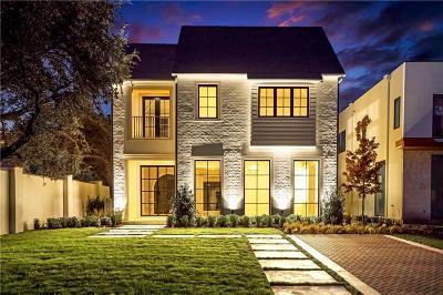 Dallas, Highland Park, University Park Single Family Home For Sale: 4056 Druid Lane