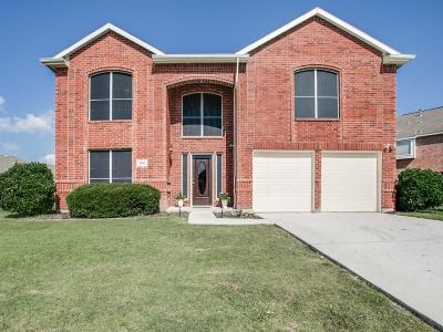Rowlett Single Family Home For Sale: 6101 San Marino Drive
