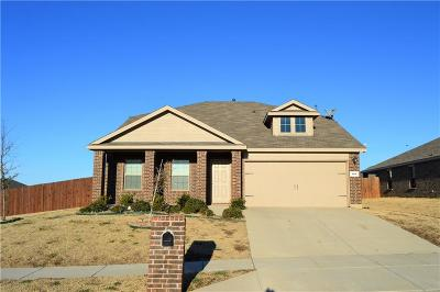 Celina Single Family Home For Sale: 400 Andalusian Trail