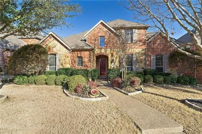 Allen Single Family Home Active Contingent: 1812 Palo Pinto Drive