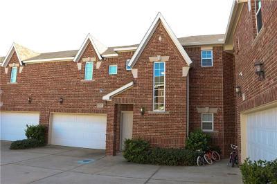 Allen Single Family Home For Sale: 706 S Jupiter Road #707