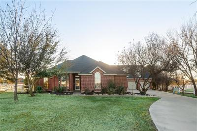 Haslet Single Family Home Active Contingent: 1816 Royce Springs Court