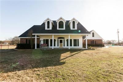 Kemp Single Family Home For Sale: 18215 Fm 2613 Road