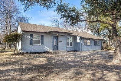 Fort Worth Single Family Home For Sale: 4120 Winfield Avenue