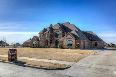 McLendon Chisholm Single Family Home For Sale: 410 Cattle Barron Drive