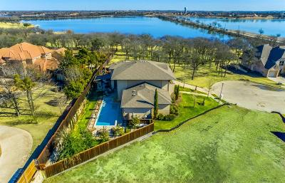 Rowlett Single Family Home For Sale: 3317 Waterford Drive