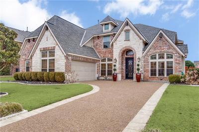 Prosper Single Family Home For Sale: 840 Summerfield Drive
