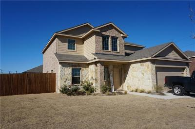 Seagoville Single Family Home For Sale: 2501 Old Farm Drive