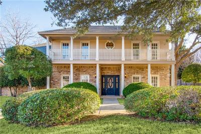 Trophy Club Single Family Home Active Option Contract: 4 Creekmere Drive