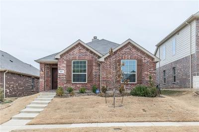 Aubrey Single Family Home For Sale: 601 Big Horn Road