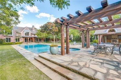Dallas Single Family Home For Sale: 10115 Waller Drive