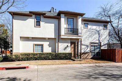Addison Townhouse For Sale: 4126 Juliard Drive