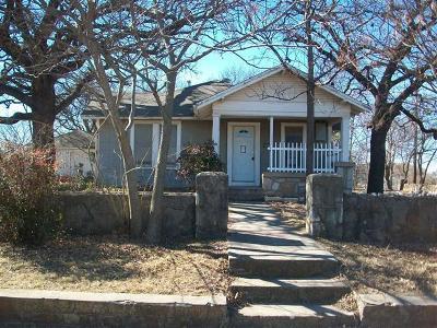 Stephenville Single Family Home For Sale: 1260 N Neblett Street