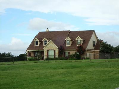 Wise County Single Family Home For Sale: 1405 County Rd 4270