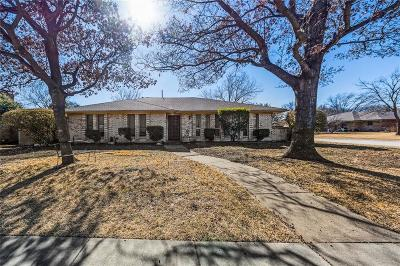 Plano Single Family Home For Sale: 2732 Parkhaven Drive