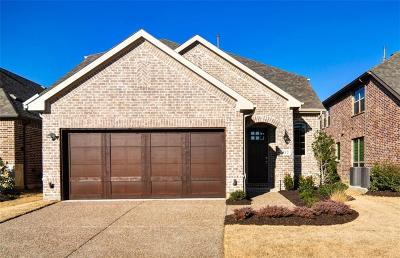 Lewisville Single Family Home For Sale: 312 Highwood Trail
