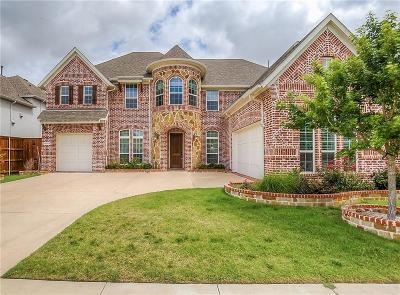 Frisco Single Family Home Active Contingent: 13272 Ignatius Drive