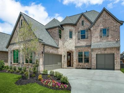 Frisco Single Family Home Active Contingent: 10540 Wintergreen Drive