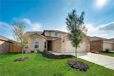 Forney Single Family Home For Sale: 8910 Blackhaw Street