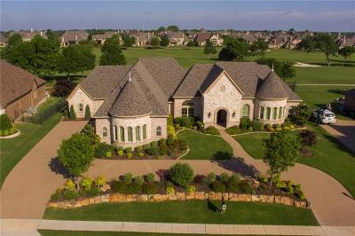 Prosper Single Family Home For Sale: 1191 Crooked Stick Drive